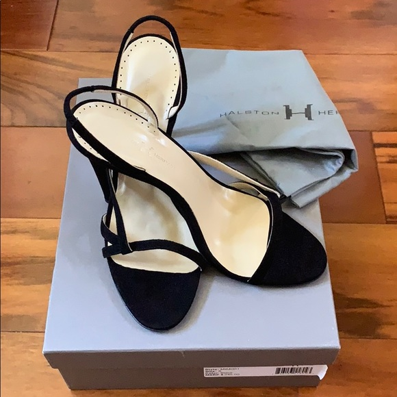 Halston Heritage Mimi Suede Shoes